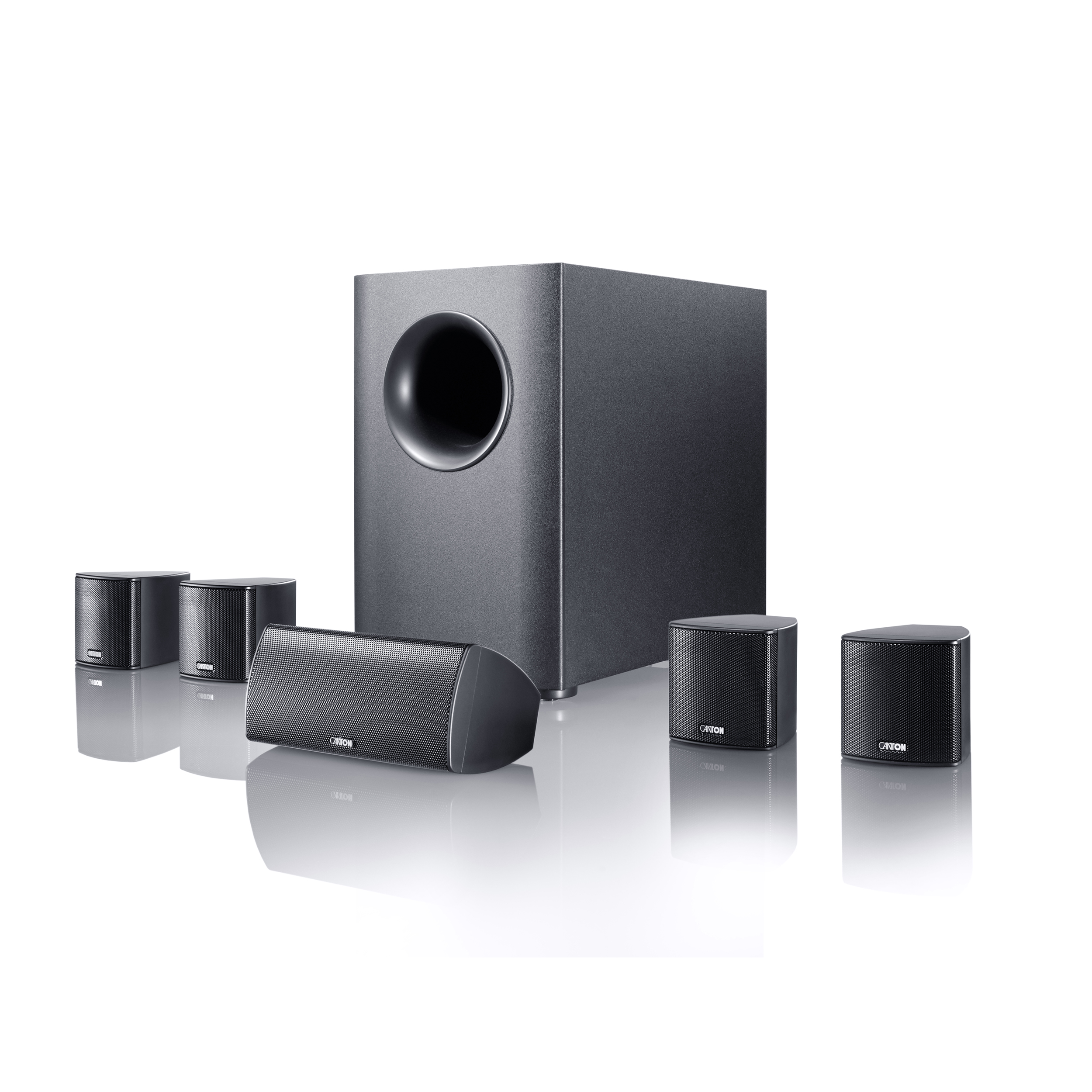 Movie 75 51 Home Cinema Canton Wiring Subwoofers Speakers To Change Ohms