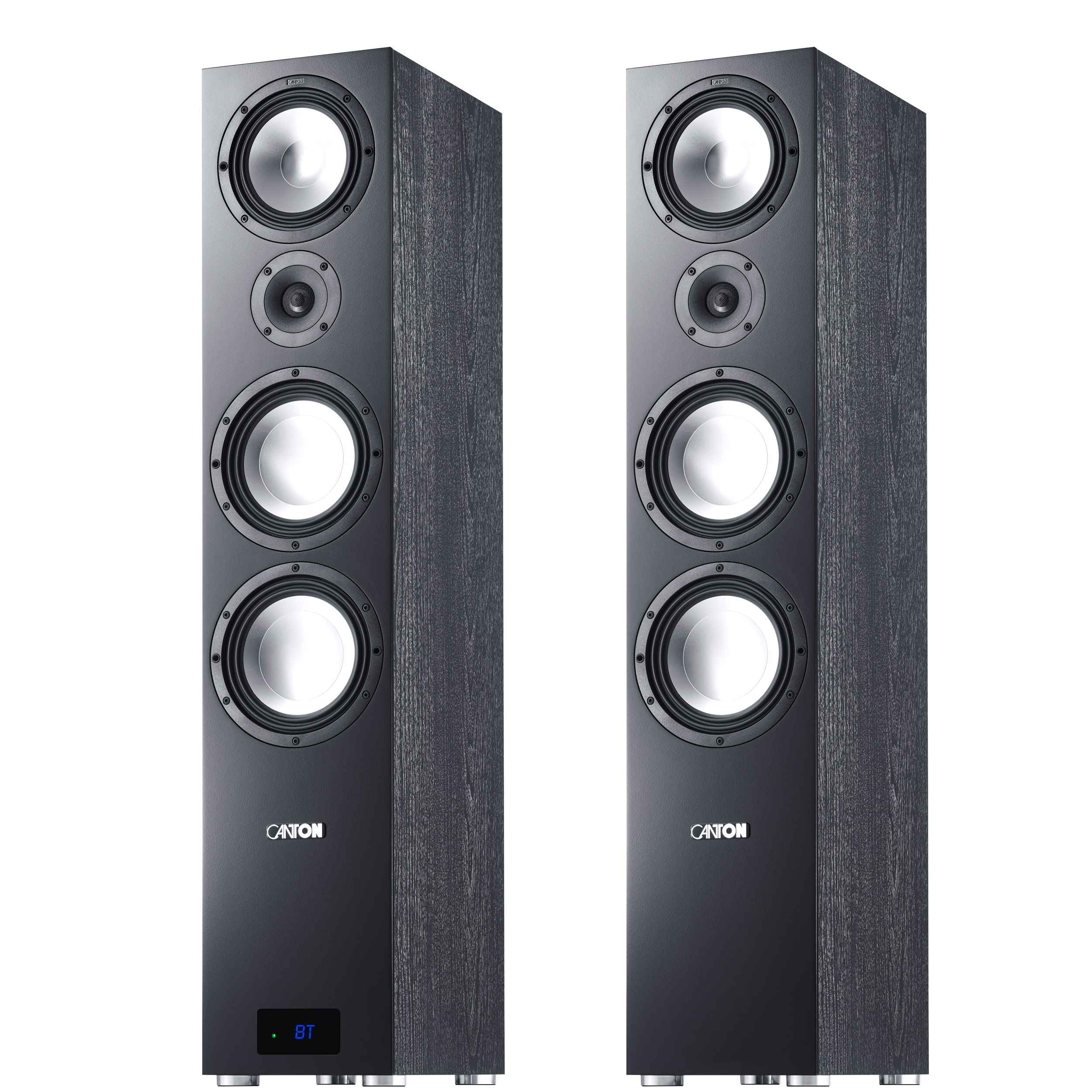canton gle 496 2 bt wireless pair of speakers acoustic. Black Bedroom Furniture Sets. Home Design Ideas