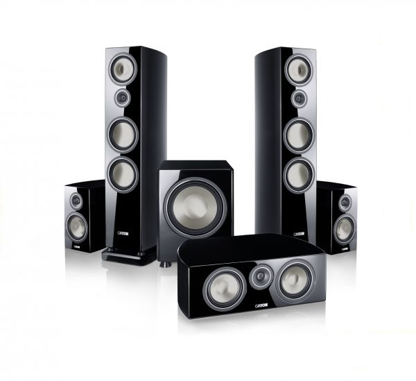 Vento 896.2 Homecinema Set - 5.1
