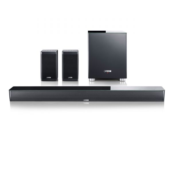 Smart Soundbar 9 + Smart Soundbox 3 + Smart Sub 8 Set