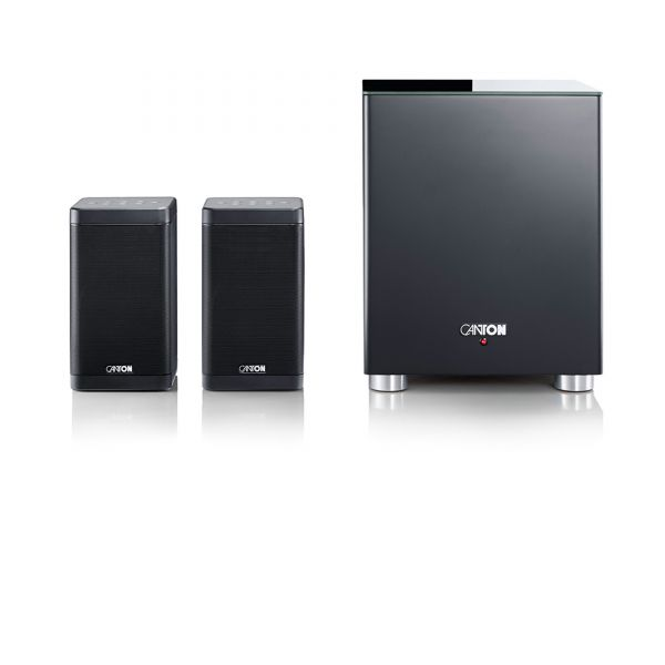 Smart Soundbox 3 + Smart Sub 8 Set